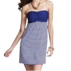 Express Striped Sundress Summer Dress Cover Up